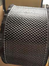 "High-Quality 12"" Tape 12K 480gsm plain Real Carbon Fiber Cloth Carbon Fabric"