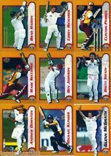 Topps Lot Cricket Trading Cards