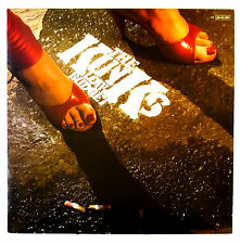 """12"""" LP - The Kinks - Low Budget - C1831 - washed & cleaned"""