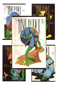 Fish Police VF/NM 9.0+ Back Issues #1-11 1985-1987 Fishwrap|Comico Comics