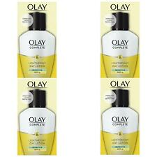 4 Olay 3in1 Lightweight Day Fluid Sensitive SPF15 Essentials Complete Care 100ml