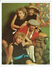 Kid Creole & the coconuts Vintage Anabas Photograph 10 x 8