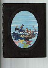 catalogue VINS NICOLAS 1932 Ill. Edy Legrand Histoire de NECTAR  imp. Draeger