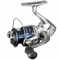 Angelrolle Shimano Nexave Fe Spinning Bolo Feeder Grund Meer Forelle See Fluss