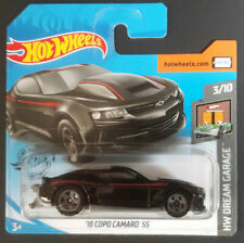 Hot wheels 2020/'18 COPO CAMARO SS 20//365 neu/&ovp
