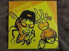 "The Cramps- Hanky Panky 7"" A&M Demos RARE! Gun Club Kid Congo punk psychobilly"