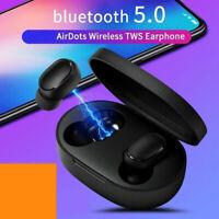 For Xiaomi Redmi TWS Airdots Casque Bluetooth 5.0 Écouteur Stéréo Écouteurs