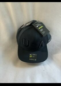 Nike Team USA Olympic AEROBILL Unisex Pro Hat AA3822-475 NWT
