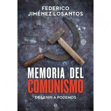 Memoria del comunismo - Federico Jimenez Losantos - ebook pdf epub mobi