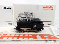 CM666-1# Märklin H0/AC 3000 Tenderlok/Dampflok 89 006 DB, TOP+OVP