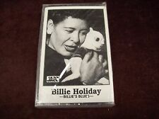"BILLIE HOLIDAY ""BILLIE'S BLUES"" CS TAPE SEALED JAZZ HERITAGE USA 1990's JAZZ ETC"