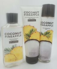 Bath & Body Works Coconut Pineapple Collection