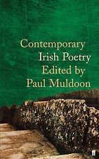 Contemporary Irish Poetry-ExLibrary