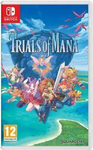 Trials of Mana NSW (Nintendo Switch) BRAND NEW SEALED