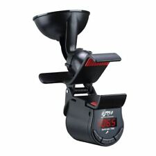 FM Radio Transmitter Mobile Phone Holder Cradle Suction Dashboard Windscreen