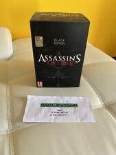 ASSASSIN'S CREED II BLACK EDITION MICROSOFT XBOX 360 ( NO ARTBOOK )ITALIANO