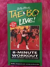 Tae-Bo VHS Movies