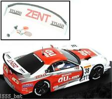 New Scalextric W9300 Toyota Supra Rear Wing Spoiler, Mirrors & Aerial (C2907)