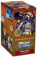 Weiss Schwarz Kantai SEALED BOX KanColle Arrival Reinforcement Fleets from...