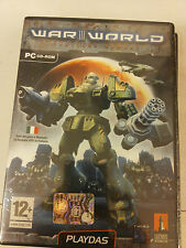 WAR WORLD: TACTICAL COMBAT PC SIGILLATO
