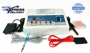 Electro Surgical Skin Cautery Electrocautery Mini Surgical therapy Machine