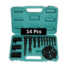 R134a r12 compresseur d'Pochette buzzsucker Queue Kit air Repair Tool voiture A/C PARTS BOX