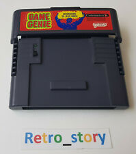 Super Nintendo SNES - Codemaster - Game Genie