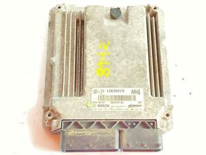 Engine/motor Brain Box GMC ACADIA 10 11
