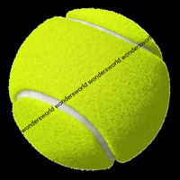 12 x Tennis Balls Sports Tournament Outdoor Fun Cricket Beach Dog Activity Game