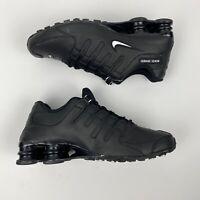 ✅ Nike Shox NZ Black 501524-091 Men's Size 10