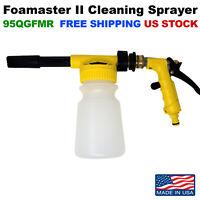 Foamaster II Foam/Wash Gun 95QGFMR Quart Foam Gun - Made in USA - Free Shipping