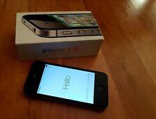 Apple Iphone 4s Modell A1387 in schwarz und OVP