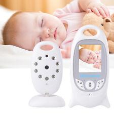 Funk Drahtlos Babyphone mit Kamera Video Monitor Nachtlicht Babyviewer 2.0' 3.5'