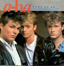 """A-ha Take On Me - Extended Version Uk 2nd 12"""""""