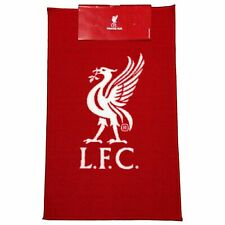 Liverpool FC Official Football Crest Rug Red 99
