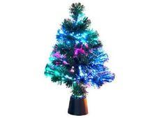 LED-Weihnachtsbaum mit Glasfaser-Farbwechsler