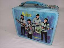 W@W 1965 Vintage BEATLES Metal LUNCH BOX  - Aladdin NICE ORIGINAL CONDITION