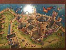 24 Big Piece Floor Puzzle 6 Square Feet 3ft X 2ft Active Minds Castles Kid Child
