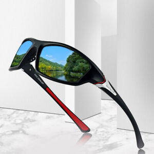 Fishing Sunglasses Night Vision UV Protection Sun Glasses For Driving Sports GER