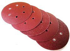 Hook Loop Sanding Abrasive Discs Orbital DA Palm Sander 10PK 150mm Mix Grit 8071