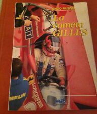 """FORMULA 1 FERRARI LIBRO BOOK """"La cometa Gilles"""" 1983"""