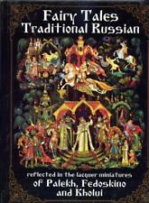 Traditional Russian Fairy Tales Reflected in the Lacquer Minia... by a-n-morozov