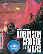 Robinson Crusoe on Mars Blu-ray Disc Criterion Collection