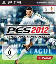 PES 2012 Pro Evolution Soccer  für Playstation 3 PS3 Deutsch