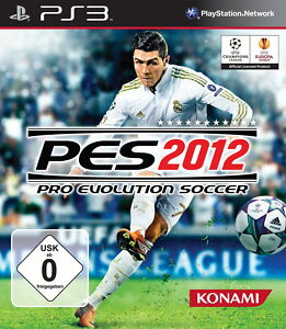 Pro Evolution Soccer 2012 PES PS3 Playstation 3