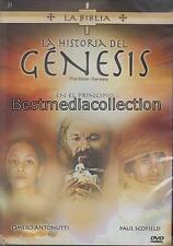 La Historia De Genesis DVD NEW Coleccion La Biblia SEALED