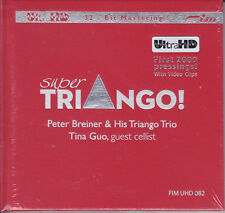 "FIM ""Super Triango"" Peter Breiner 32-bit Mastering UltraHD CD Ltd FIRST PRESSING"