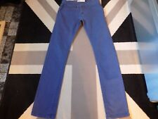 Topman Skinny Stretch Jeans 30R, FAB nessuna usura 2% allungamento, #420