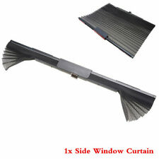 Car Truck Auto Retractable Side Window Curtain Summer Sun Shield Blind Protector