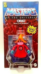 Masters of the Universe Origins ORKO Action Figure MOTU He-man Toy Retro Play